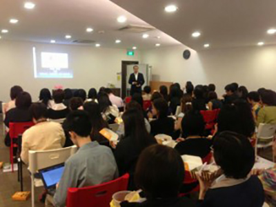 Feng Shui Talk Master Edwaard Liu at Agency for Integrated Care